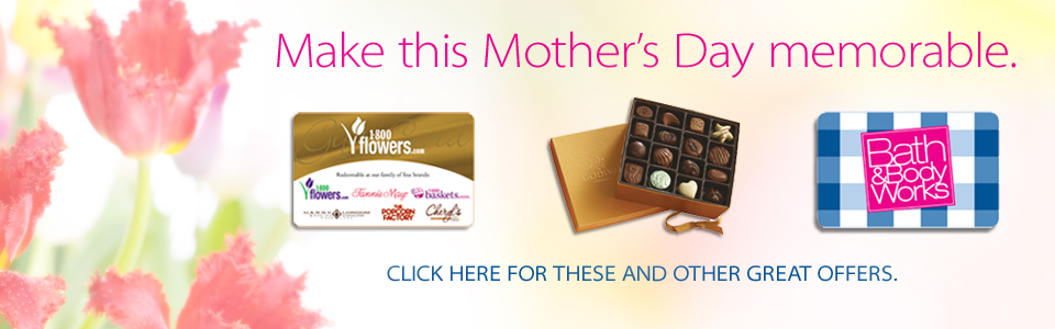 Give More on Mother's Day.