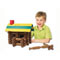 IDEAL® Frontier Logs Building Set