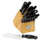 CHICAGO CUTLERY® Metropolitan 15 pc. Block Set