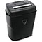 AURORA 10-Sheet Crosscut Shredder w/Basket