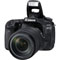 Canon® EOS 80D Digital SLR Camera w/18-135 IS USM Lens