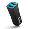 iLuv® MobiSeal2 Smart 2-Port USB Car Charger
