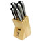 J.A. HENCKELS INTERNATIONAL® Fine Edge Synergy 7 pc. Knife Block Set