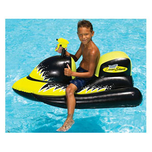 SWIMLINE® Lasershark Wet-Ski Squirter