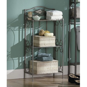 SEI® Reflections 3-Tier Rack