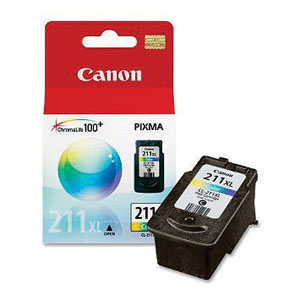 Canon®  Large Color Ink Cartridge for MX340