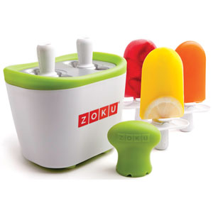 ZOKU® Duo Quick Pop Maker