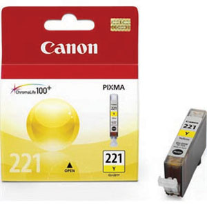 Canon® Yellow Ink Tank for MX870