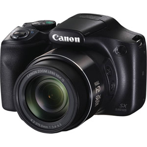 Canon® PowerShot SX540 HS Digital Camera