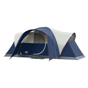 Coleman® Elite Montana 8-Person Tent w/LED Light