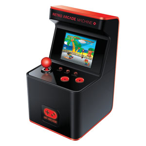 My Arcade® Retro Arcade Machine X Portable Gaming System