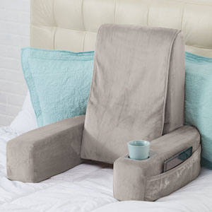 Brookstone® Nap Shiatsu Massaging Bed Rest