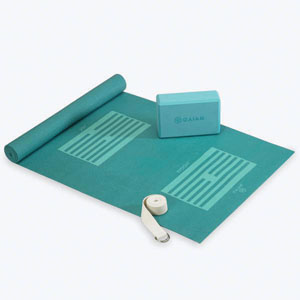 GAIAM® Yoga Beginner's Kit