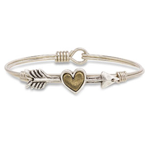 Luca + Danni® Follow Your Heart Bangle Bracelet