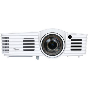 Optoma® 1080p Short Throw DLP Gaming Projector w/DarbeeVision