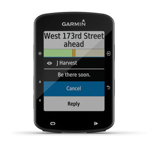 GARMIN® Edge 520 Plus Advanced GPS Bicycle Computer