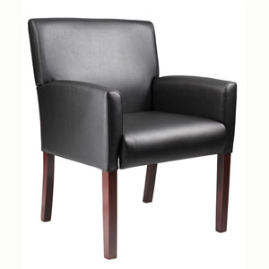 BOSS Office Products® Box Arm Guest Chair