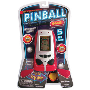 Westminster Pocket Arcade Pinball