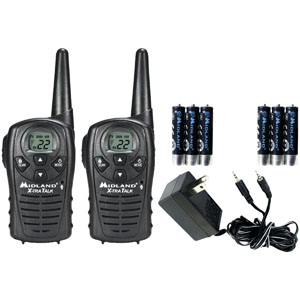 MIDLAND® 18 Mile 2-Way Radio