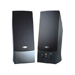 UNBRANDED 2 3W Amplified Speakers