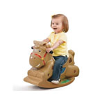 STEP 2® Patches The Rocking Horse
