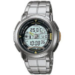 CASIO® Dual Display Sports Pathfinder Watch