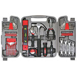 APOLLO® PRECISION TOOLS 53 pc. Household Tool Kit