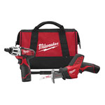 Milwaukee® M12 Two Tool Combo Kit