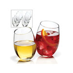 Anchor Hocking® 8 pc. Stemless Wine Glass Set