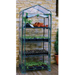 GARDMAN® 4 Tier Mini Greenhouse