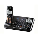 Panasonic® DECT 6.0 2-Line Phone System w/Bluetooth