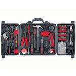 APOLLO® PRECISION TOOLS 161 pc. Household Tool Kit