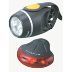 TOPEAK® Bike Light Set