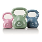 MARCY 30 lbs. Kettle Bell Kit