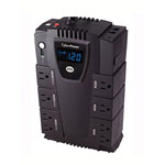 CyberPower® 8-Outlet Intelligent LCD Desktop UPS