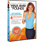 DVD REWARDS Leslie Sansone: Walk Away The Pounds
