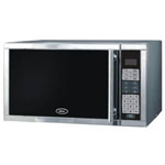 Oster® 700 Watt One-Touch Stainless Microwave