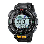 CASIO® Men's Tough Solar Pathfinder Watch