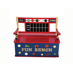Levels of Discovery™ All Star Sports Bench Seat w/Storage
