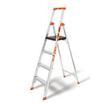 Little Giant Ladder Systems® Flip-N-Lite 6 Foot Platform Stepladder
