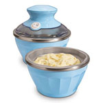Hamilton Beach® Half-Pint Soft Serve Ice Cream Maker
