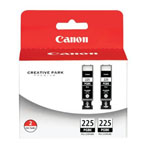Canon® Black Ink Twin Pack for PIXMA