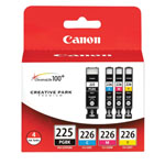 Canon® Multicolor Ink Pack for PIXMA