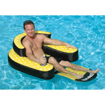 SWIMLINE® Durable Inflatable Lounger