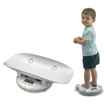SALTER® HOUSEWARES Infant and Toddler Bath Scale