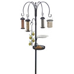 GARDMAN® Premium Wild Bird 4-Station Feeding Kit