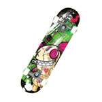 PUNISHER® Skateboards Jinx Complete 31.5
