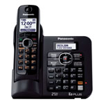 Panasonic® Expandable DECT 6.0 w/Answerer