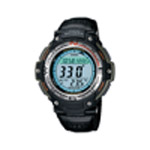 CASIO® Digital Compass Twin Sensor Watch