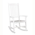 SEI® Hardwood Porch Rocker